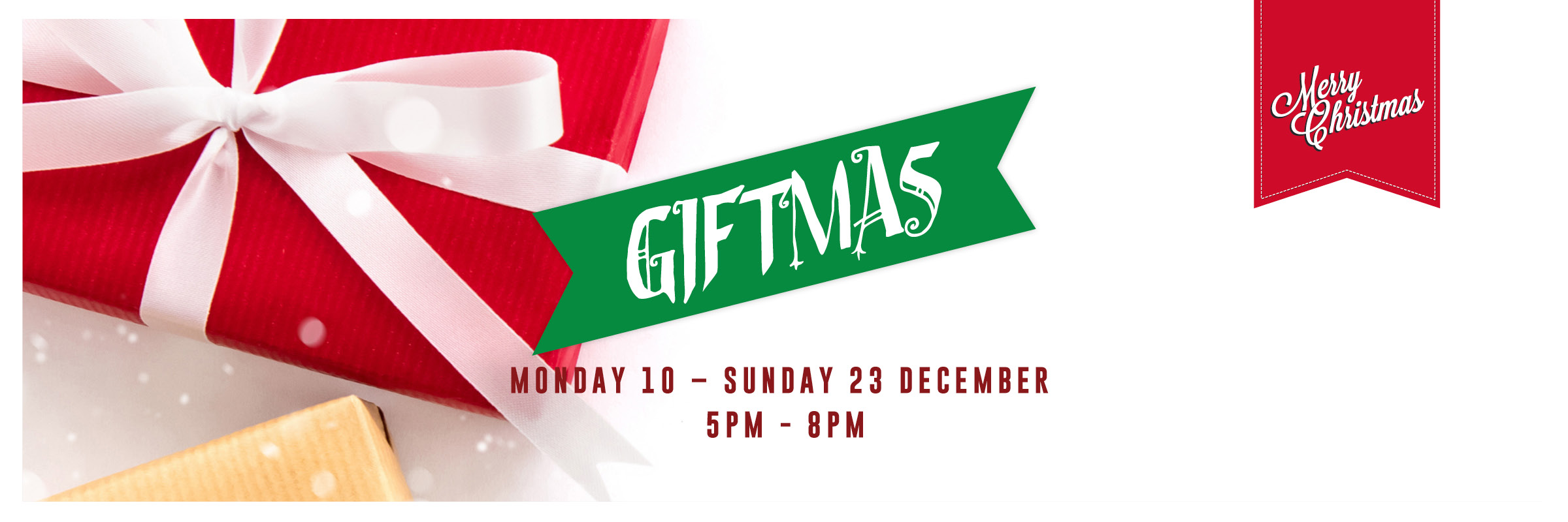 Giftmas at The Friary Guildford