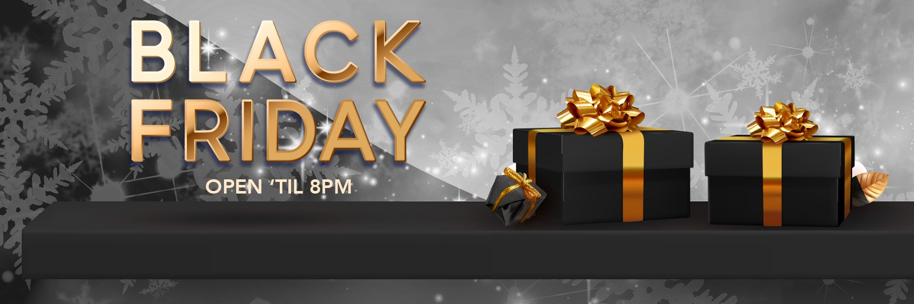 Black Friday Deals at The Friary