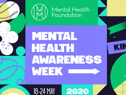 Mental Health Awareness Week (18 - 24th May)