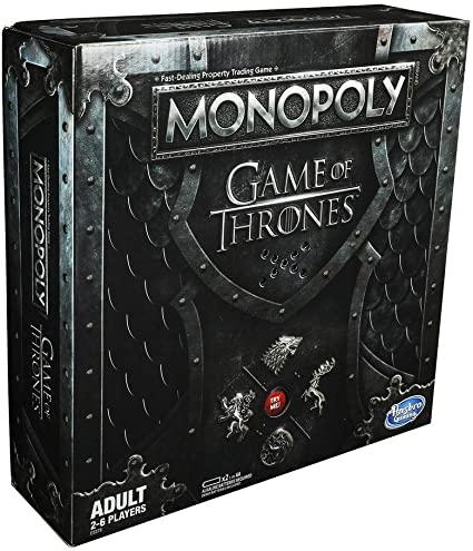 hmv game of thrones monopoly