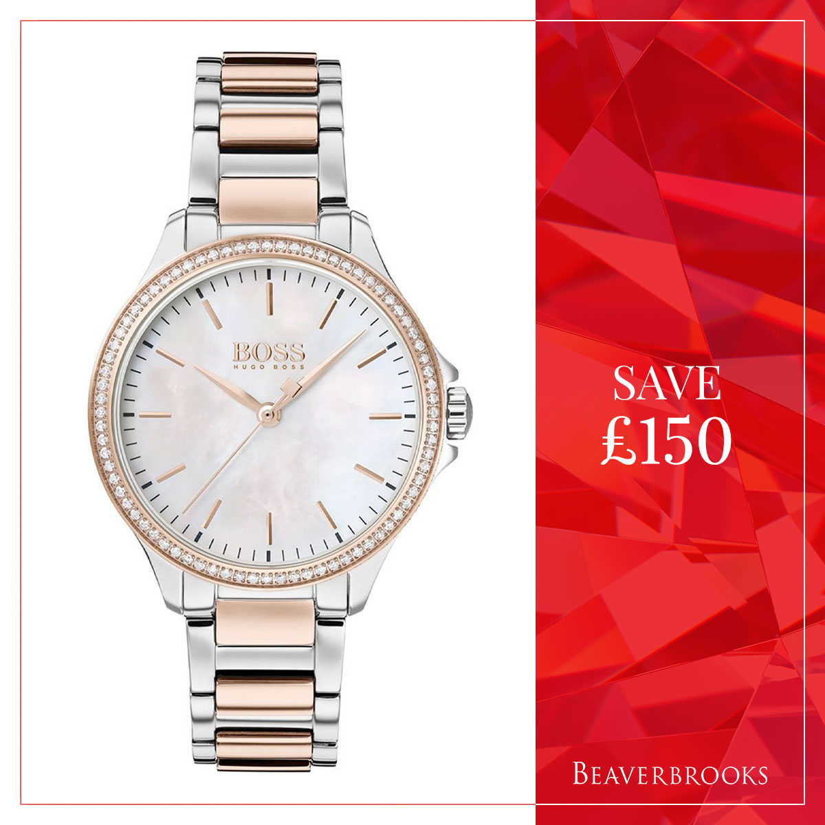 Hugo Boss Watch in the Beaverbrooks sale
