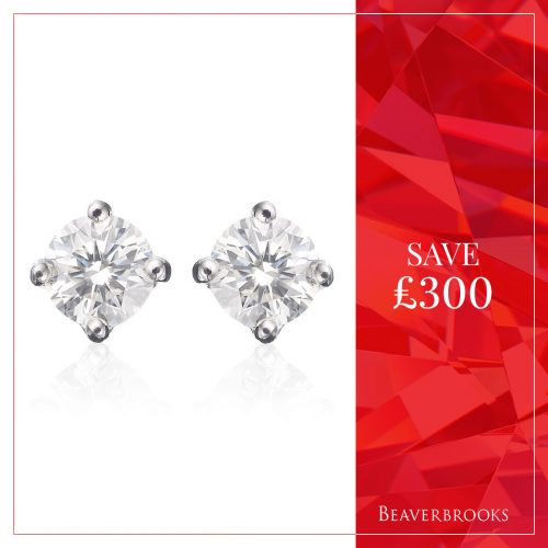 Earrings in the Beaverbrooks Sale
