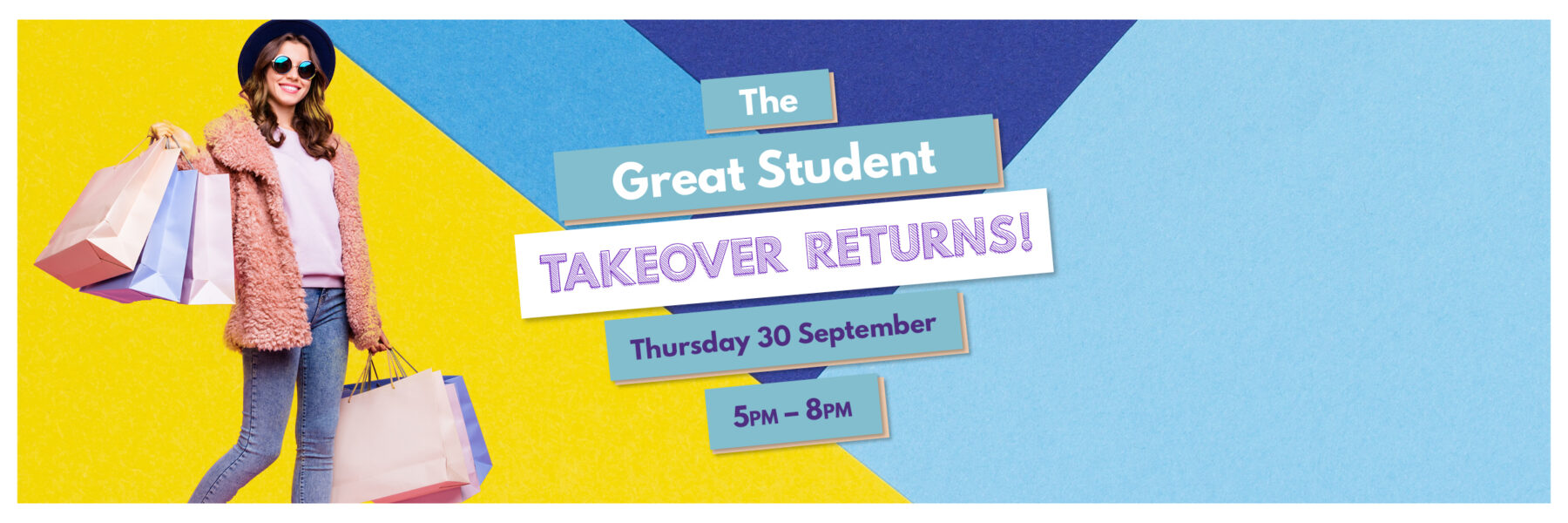 The Great Student Takeover Returns!